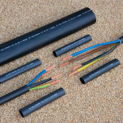 An image of Shawcor's Low Voltage Joint Kits