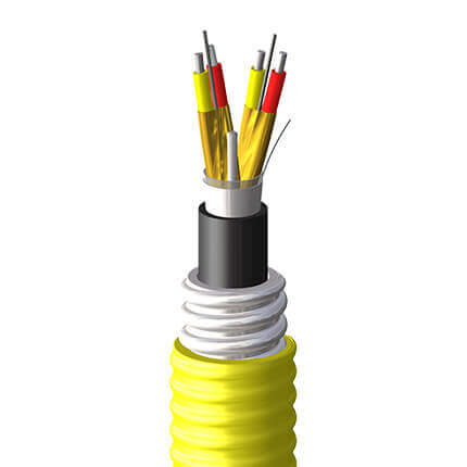 An image of Shawcor's CSA AIA Thermocouple Extension Cable