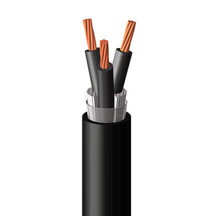 An image of Shawcor's UL Tray Power Cable