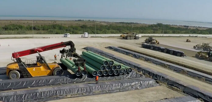Image of Sur de Texas – Tuxpan Pipeline Project
