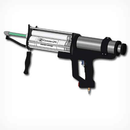 An image of Shawcor's HBE Atomizer and Cartridge System™