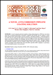 Preview image for A Novel Anti-Corrosion Pipeline Coating Solution