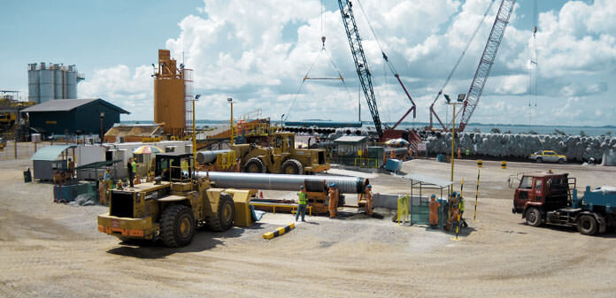 Image of Papua New Guinea LNG Project