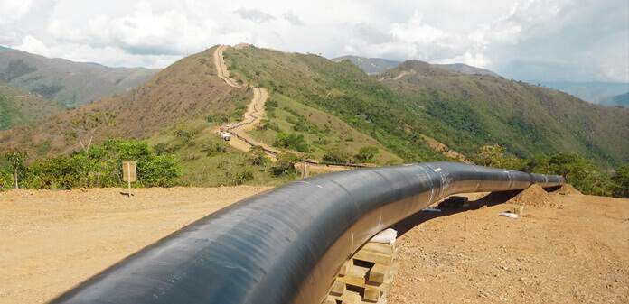 Image of Gasoducto Sur Peruano Pipeline (GSP) Project